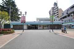 各線・豊島園駅の様子。(2013-04-15,共用部,ENVIRONMENT,1F)