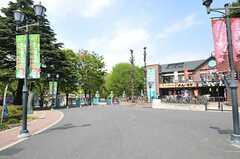 各線・豊島園駅前の様子。(2013-04-15,共用部,ENVIRONMENT,1F)