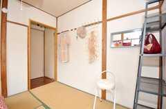 専有部の様子4。(205号室)(2009-08-24,専有部,ROOM,2F)