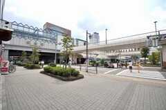 各線練馬駅の様子。(2009-08-24,共用部,ENVIRONMENT,1F)