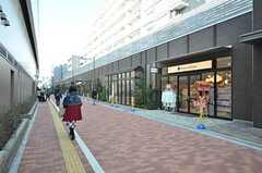 西武池袋線・石神井公園駅から続く複合施設。(2015-02-12,共用部,ENVIRONMENT,1F)