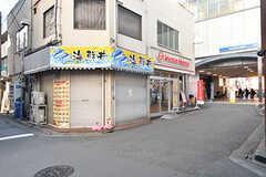西武池袋線・桜台駅の様子。(2016-12-20,共用部,ENVIRONMENT,1F)