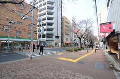 西武池袋線・桜台駅前の様子。(2016-03-08,共用部,ENVIRONMENT,1F)