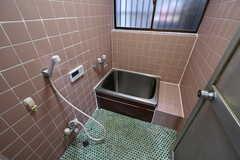 バスルームの様子。(2020-08-06,共用部,BATH,1F)