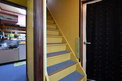 階段の様子。(2020-08-06,共用部,OTHER,1F)