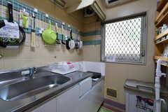 各フロアにキッチンが設置されています。(2020-06-04,共用部,KITCHEN,1F)