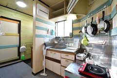 キッチンの様子。(2020-02-03,共用部,KITCHEN,1F)