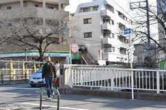 各線・氷川台駅周辺の様子。(2020-02-03,共用部,ENVIRONMENT,1F)