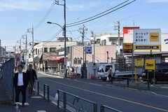 各線・氷川台駅周辺の様子2。(2020-02-03,共用部,ENVIRONMENT,1F)