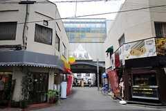 西部池袋線・桜台駅の様子。(2012-07-24,共用部,ENVIRONMENT,1F)