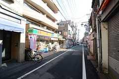 西武新宿線・西武柳沢駅前の様子2。(2016-03-15,共用部,OTHER,1F)