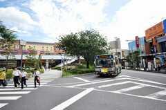 西武新宿線田無駅の様子。(2009-08-07,共用部,ENVIRONMENT,1F)