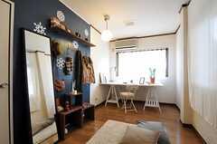 専有部の様子。※モデルルームで細かな装飾品はつきません。(104号室)(2012-02-01,専有部,ROOM,1F)