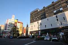 各線・蒲田駅の様子。(2014-04-24,共用部,ENVIRONMENT,1F)