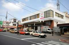 JR京浜東北線大森駅の様子。(2010-06-15,共用部,OTHER,1F)