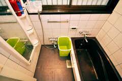 バスルームの様子2。(2010-03-16,共用部,BATH,1F)
