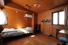 専有部の様子。(202号室)(2012-01-31,専有部,ROOM,2F)