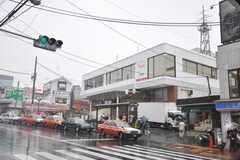 JR京浜東北線大森駅の様子。(2009-10-02,共用部,ENVIRONMENT,1F)