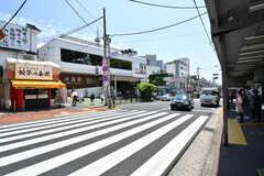 JR京浜東北線・大森駅の様子。(2021-05-25,共用部,ENVIRONMENT,1F)