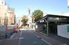 京急本線・大森町駅の様子。(2013-09-17,共用部,ENVIRONMENT,1F)