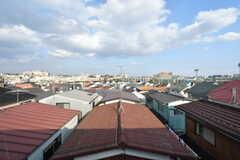 屋上から見た景色。(2018-02-27,共用部,OTHER,3F)