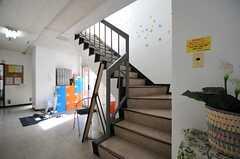 階段の様子。(2014-03-24,共用部,OTHER,1F)