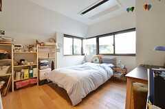 住人さんの部屋の様子。(206号室)(2014-04-28,専有部,ROOM,2F)