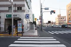 都営浅草線・馬込駅の様子。(2016-06-03,共用部,ENVIRONMENT,1F)