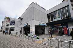 京急空港線・大鳥居駅の様子。(2011-05-13,共用部,ENVIRONMENT,1F)