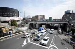 都営浅草線馬込駅前の様子。(2010-03-03,共用部,ENVIRONMENT,1F)