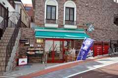 都営浅草線馬込駅近くのスーパー。(2010-03-03,共用部,ENVIRONMENT,1F)