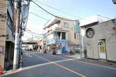 京急六郷土手駅前の様子。(2009-01-20,共用部,ENVIRONMENT,1F)
