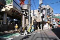 京急本線・糀谷駅の様子。(2011-11-17,共用部,ENVIRONMENT,1F)
