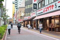 東急線の蒲田駅前はユザワヤのビルが並んでいます。(2020-11-02,共用部,ENVIRONMENT,1F)