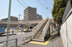 都営浅草線・馬込駅前の様子。(2012-03-27,共用部,ENVIRONMENT,1F)