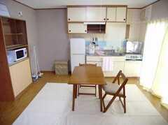 ラウンジの様子。(2F -2021/2022号室)(2007-05-24,共用部,LIVINGROOM,2F)