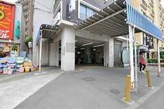 都営浅草線・西馬込駅の様子。(2013-06-17,共用部,ENVIRONMENT,1F)