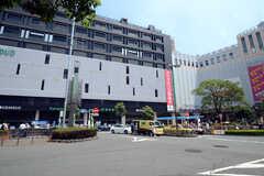 各線・蒲田駅の様子。(2013-07-18,共用部,ENVIRONMENT,1F)