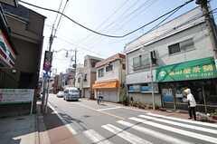 シェアハウス周辺の様子。小さな商店は多めです。(2013-06-04,共用部,ENVIRONMENT,1F)