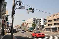 都営浅草線・西馬込駅前の様子。(2013-06-04,共用部,ENVIRONMENT,1F)