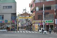 糀谷商店街の入口。(2013-02-07,共用部,ENVIRONMENT,1F)
