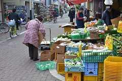 糀谷商店街はとても活気があります。(2013-02-07,共用部,ENVIRONMENT,1F)