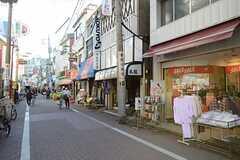 糀谷商店街の様子。(2013-01-29,共用部,ENVIRONMENT,1F)
