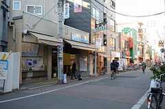 京急空港線 糀谷駅の様子。(2013-01-29,共用部,ENVIRONMENT,1F)