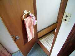 トイレの様子。(2006-08-23,共用部,TOILET,2F)