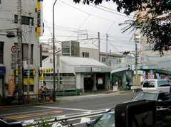 東急池上線洗足池駅(2006-08-23,共用部,ENVIRONMENT,1F)