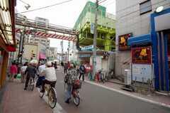京急本線梅屋敷駅の様子。(2008-05-07,共用部,ENVIRONMENT,1F)