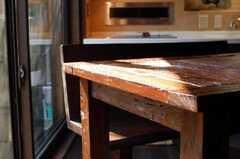 家具も本格的。(2009-11-06,共用部,OTHER,1F)