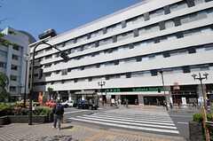 各線・蒲田駅の様子。(2013-05-06,共用部,ENVIRONMENT,1F)