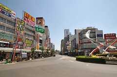各線・蒲田駅前の様子。(2013-05-06,共用部,ENVIRONMENT,1F)